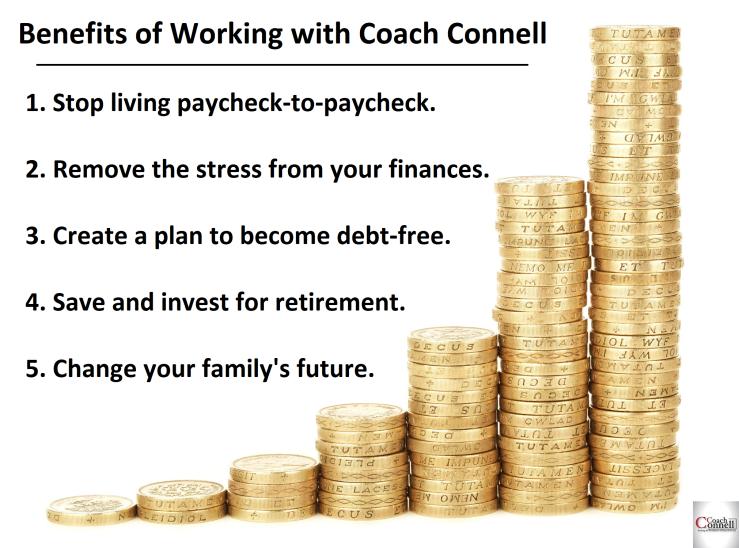 virginia beach financial coach connell